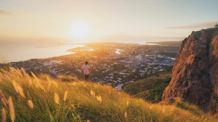 Castle Hill, Townsville, QLD  Tourism and Events Queensland